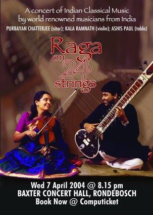 raga on 24 strings