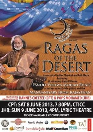 Ragas of the Desert Poster Compressed