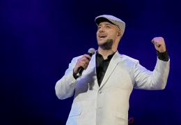 Cape Town - 20181027 - For two nights, 26 & 27 October 2018, Swedish singer, songwriter and music producer Maher Zain performed to a packed Artscape Opera House. With each of his three albums achieving multi-platinum success, he is arguably the biggest name in the Islamic Music genre, with music which has exceeded 1.8 billion views on social media; he is the most popular Muslim artist on Facebook and the most viewed Muslim artist on YouTube. He was accompanied by his own musicians and the Cape Town Philharmonic Orchestra under the baton of Brandon Phillips, in a collaboration that was conceived two years ago. Picture Jeffrey Abrahams